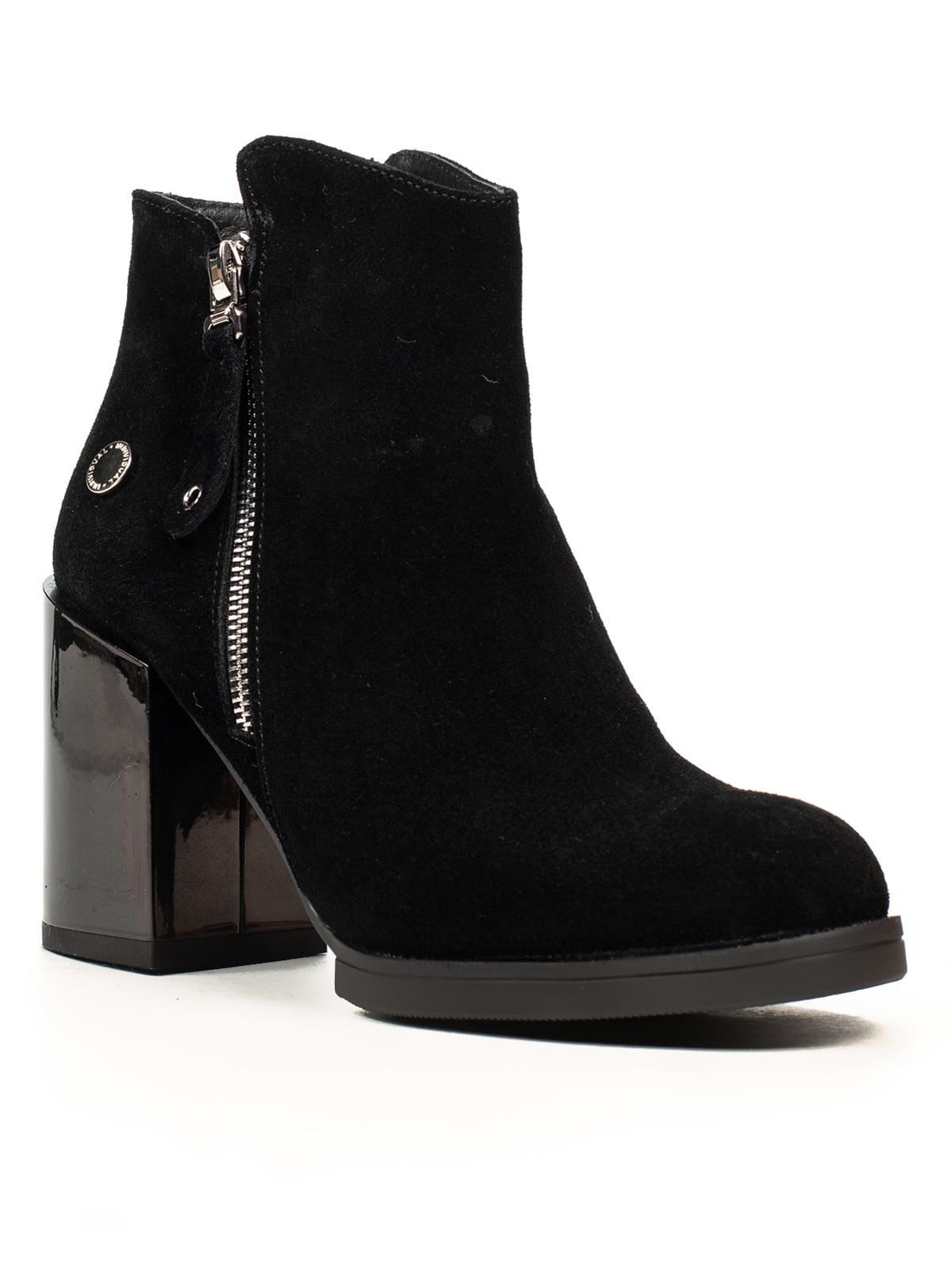 Ботинки черные | 5222397