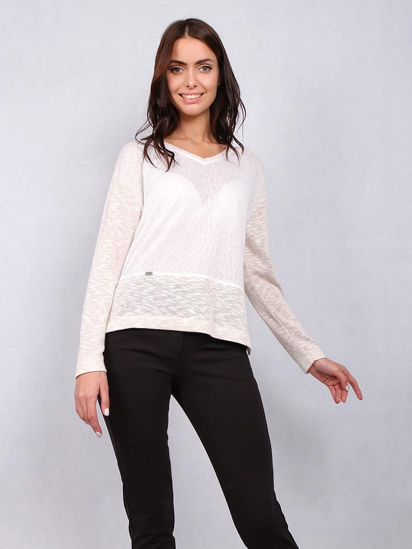 Блуза молочна | 4519006
