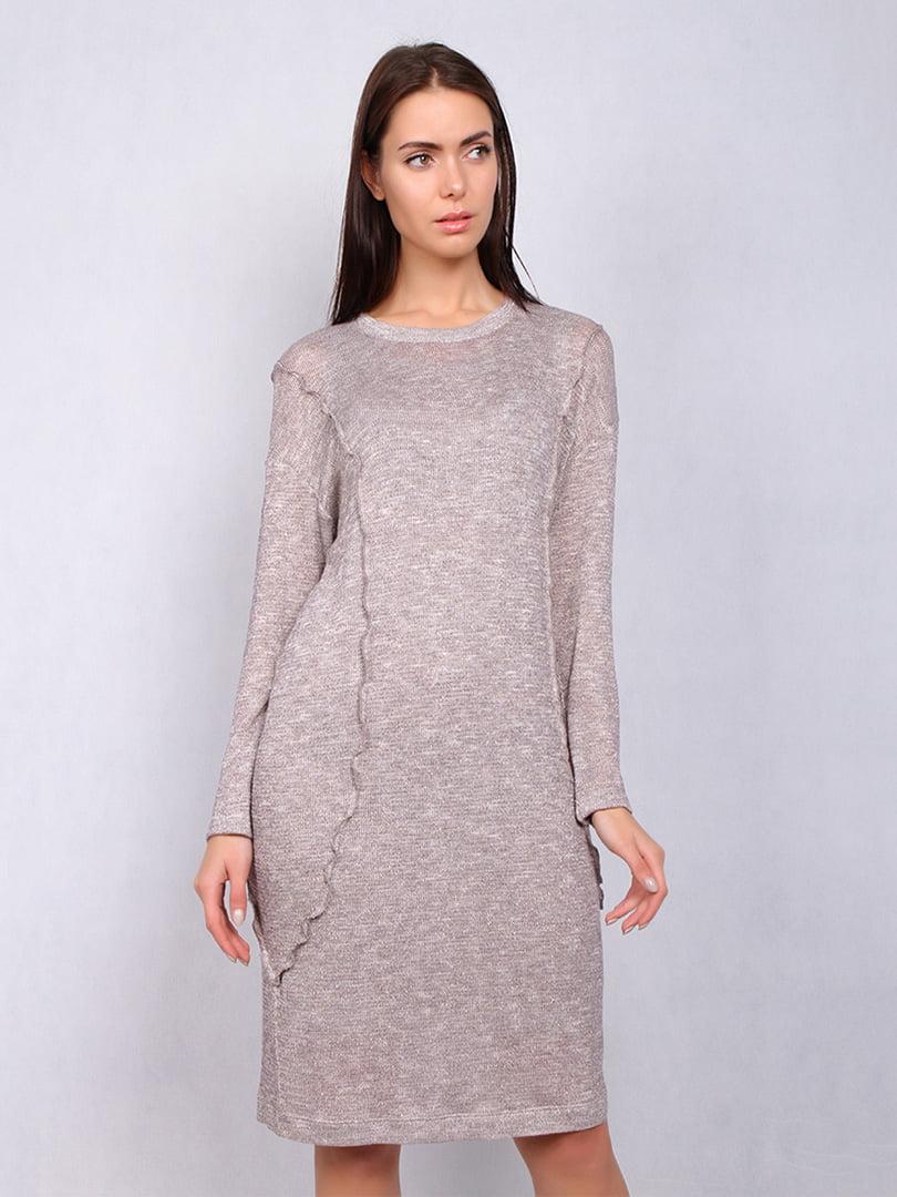 Сукня сіра | 4973705