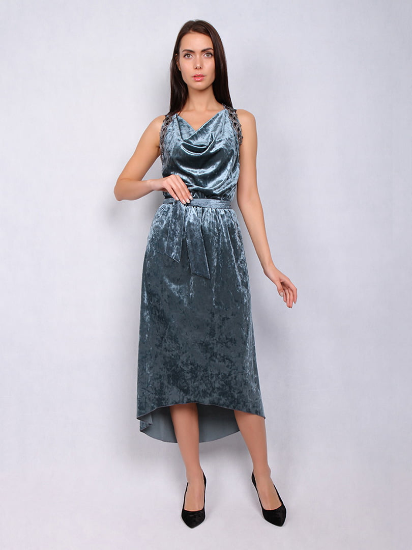 Сукня бірюзова | 4973729