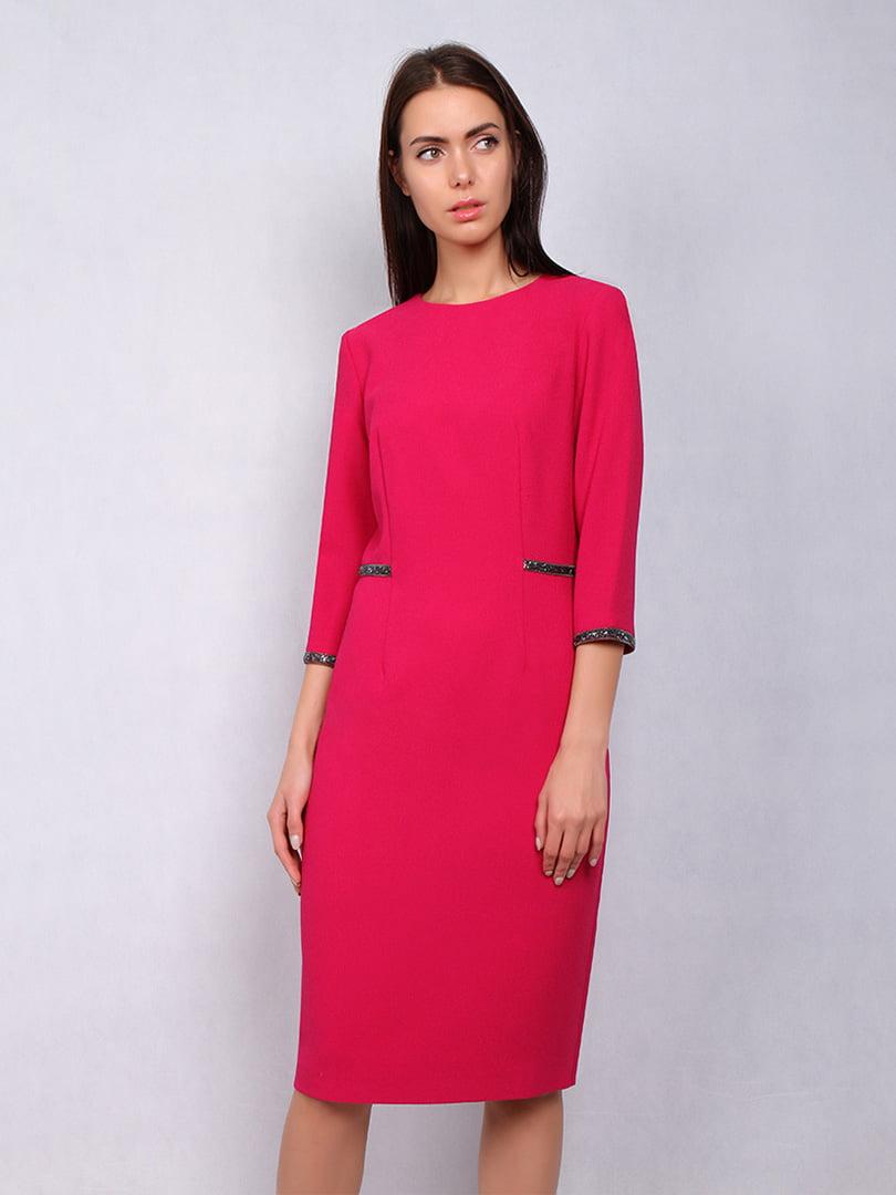 Платье малиновое | 5125128
