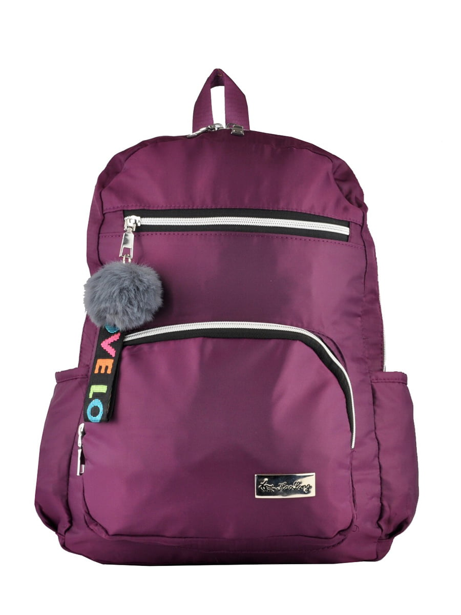 Рюкзак баклажанового кольору | 5231301