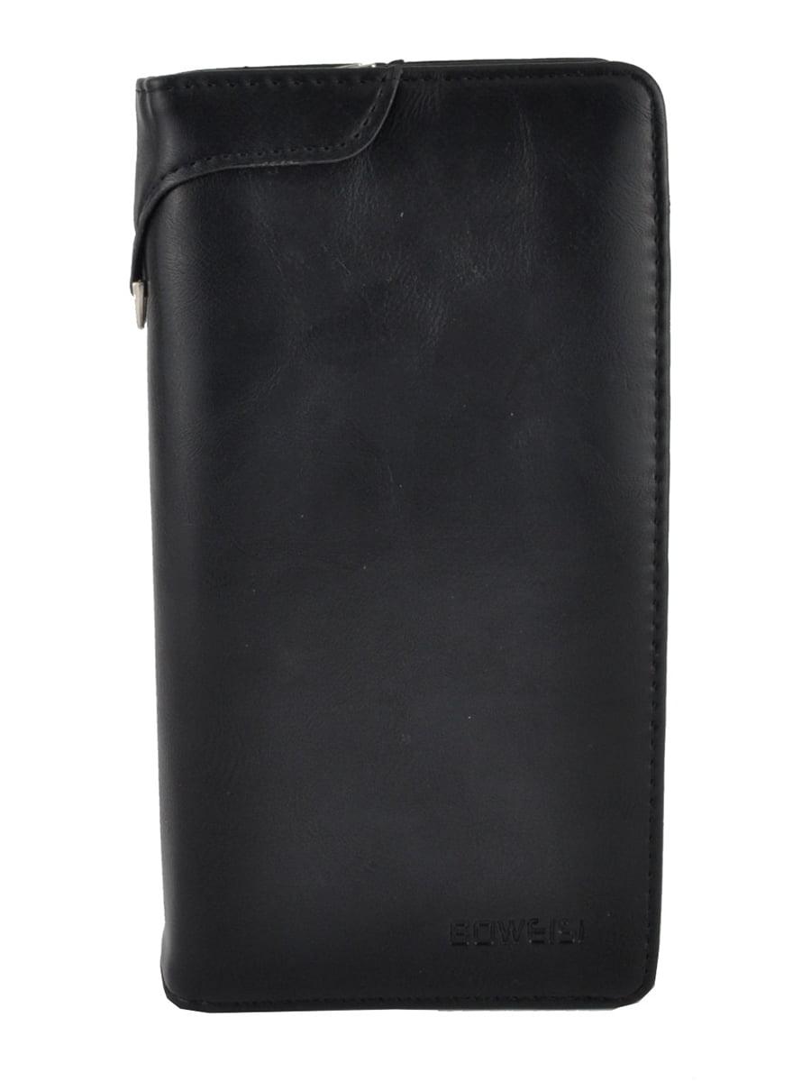 Гаманець-портмоне чорний   5231324