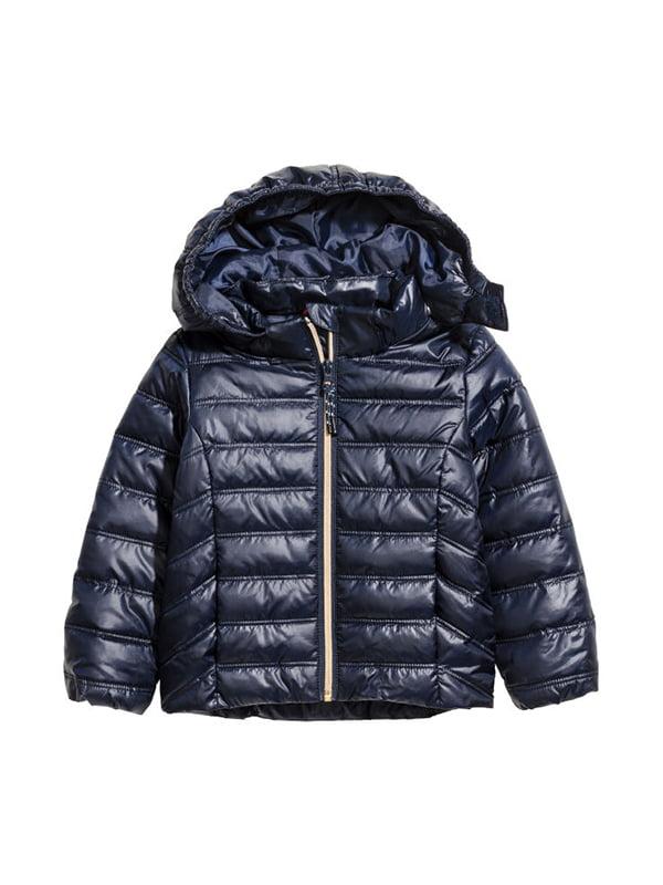 Куртка темно-синя | 5231337