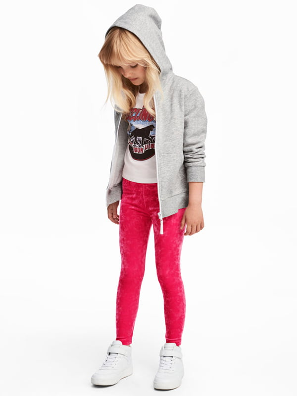 Легінси рожеві | 5231368