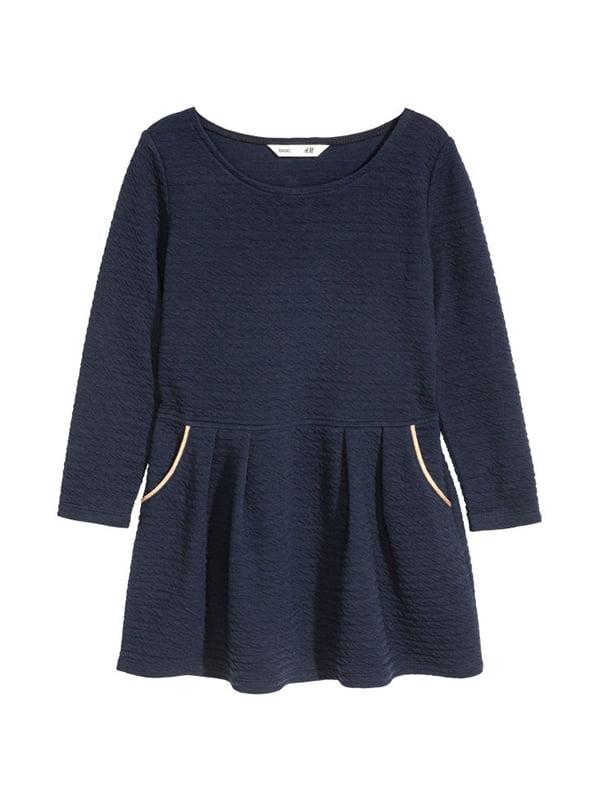 Сукня темно-синя | 5231536