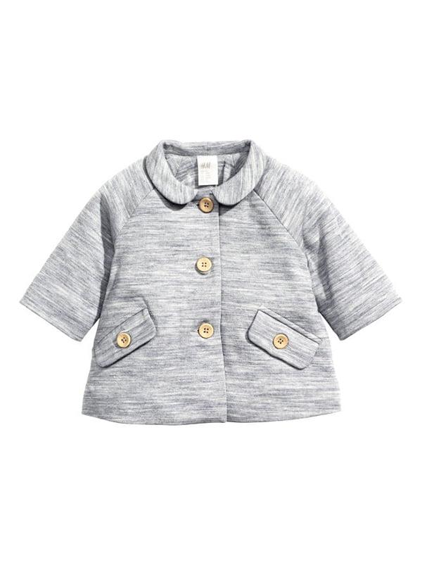 Куртка сіра | 5231551