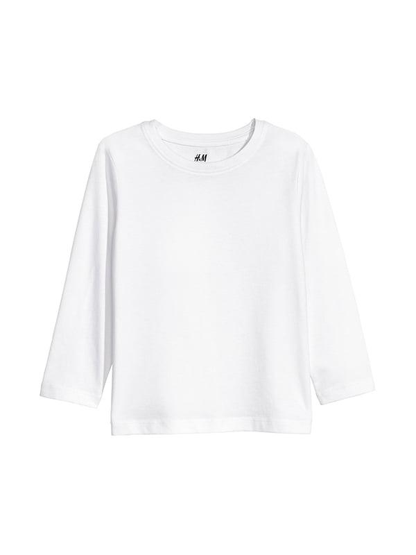 Лонгслів білий | 5231567