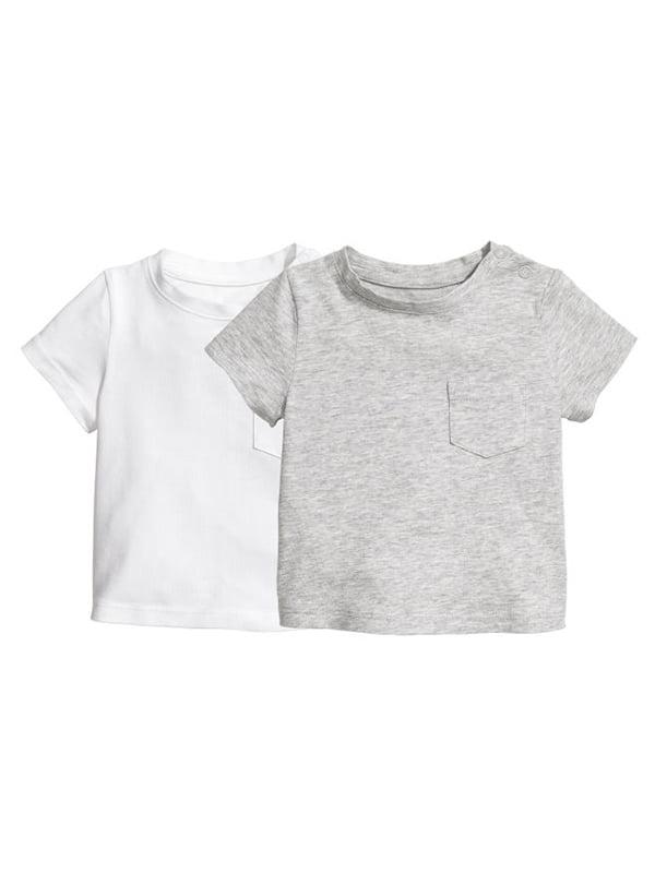 Набір футболок (2 шт.)   5231569