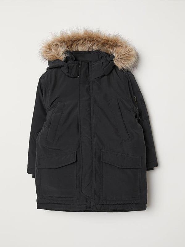 Куртка чорна   5231628