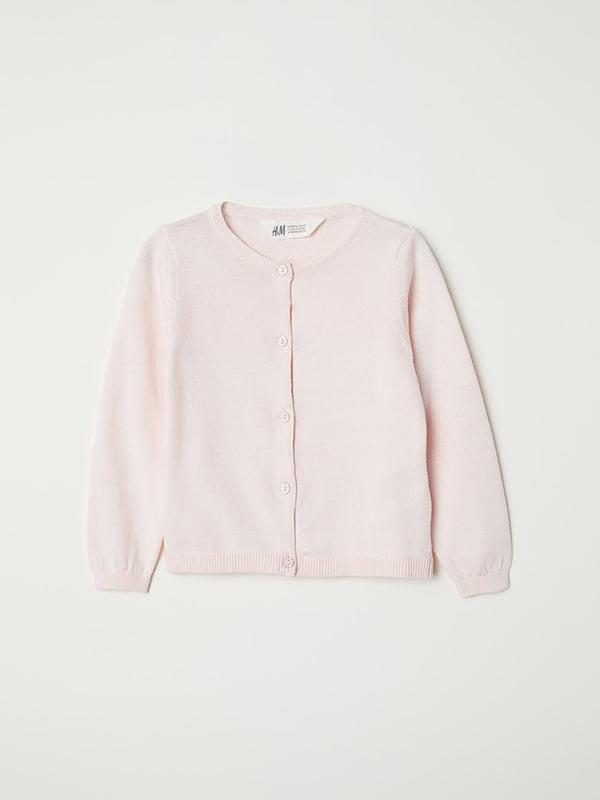 Кофта світло-рожева   5231650