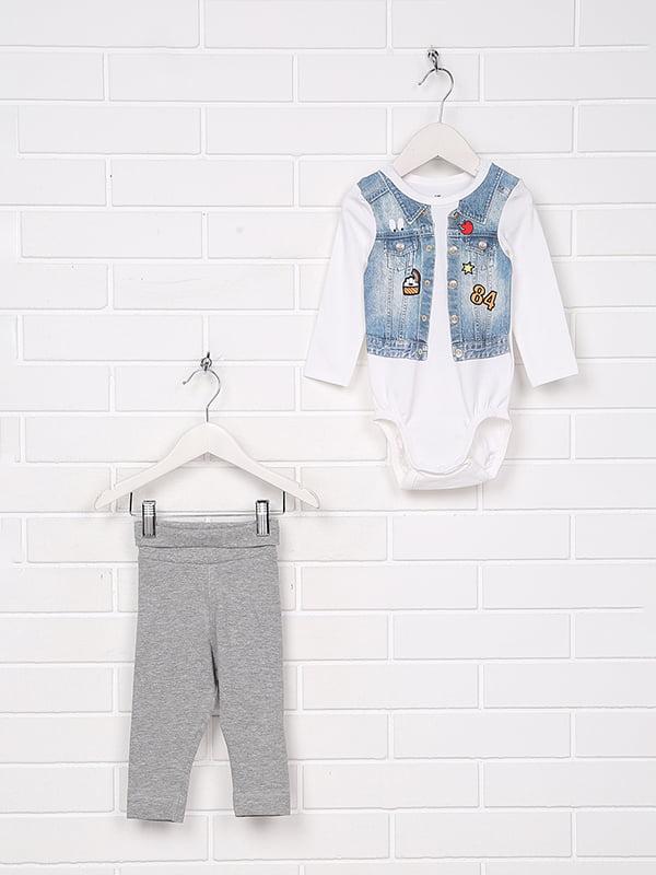 Комплект: боді і штани   5231710