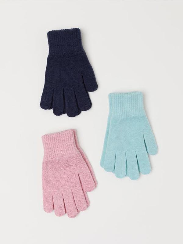 Набір рукавичок (3 шт.) | 5231790