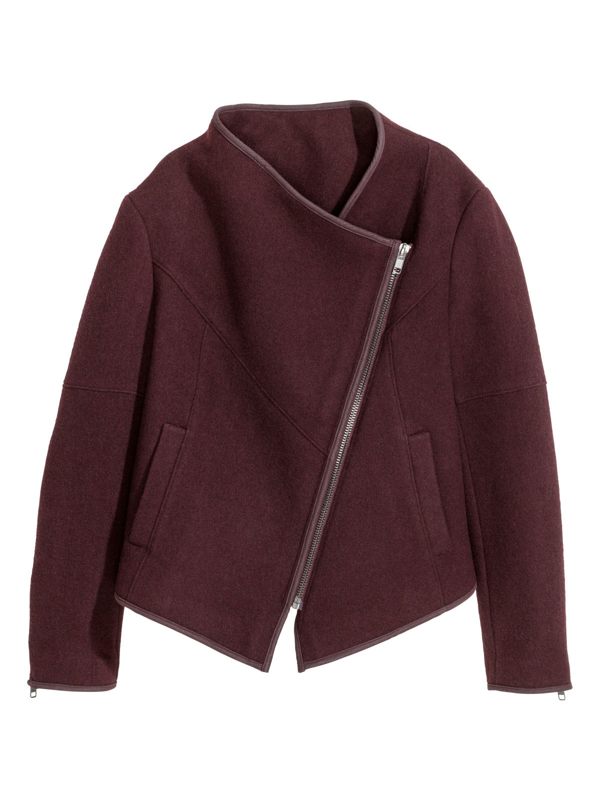 Куртка бордова | 5233056