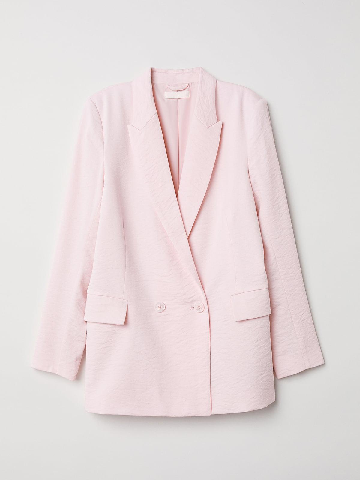 Жакет розовый | 5233088