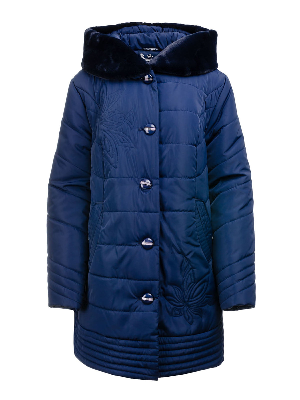 Куртка синя   5243232