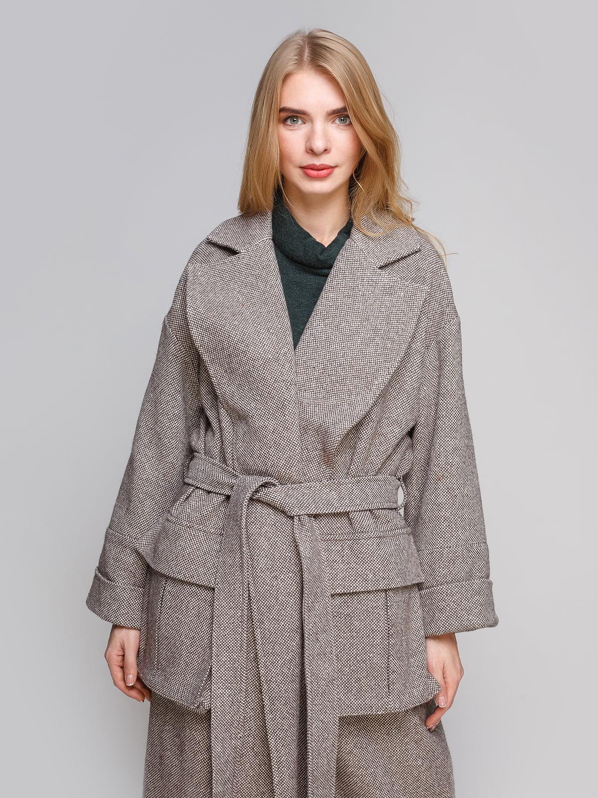 Пальто бежеве | 5232303