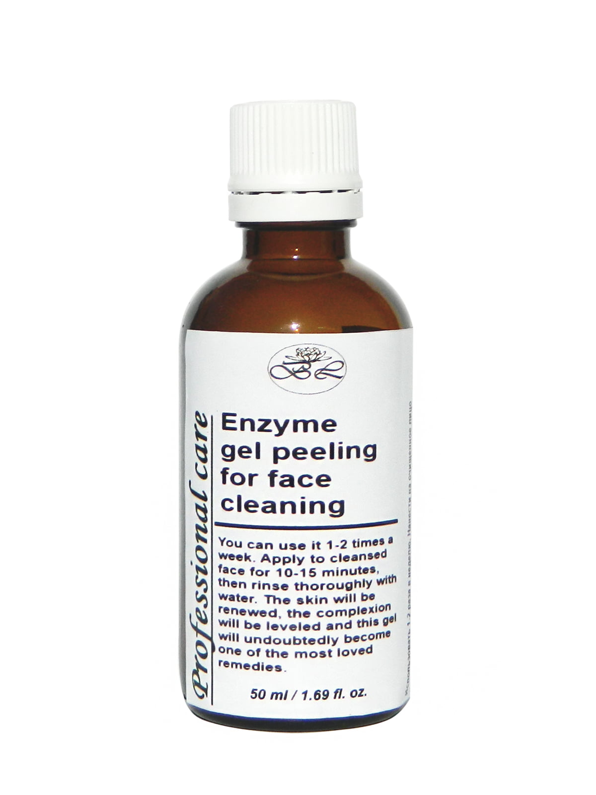 Гель-пілінг ензимний для очищення обличчя (50 мл) | 3778098