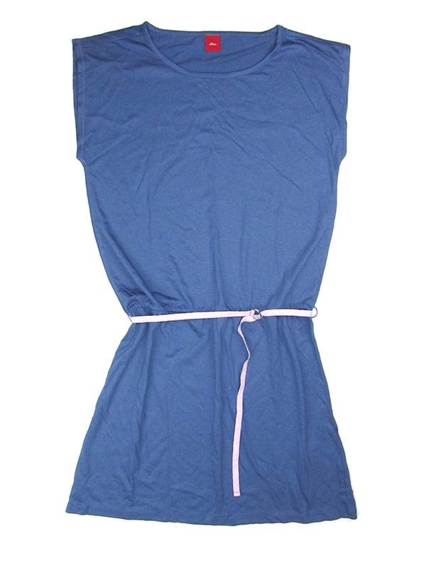 Сукня синя | 5202739