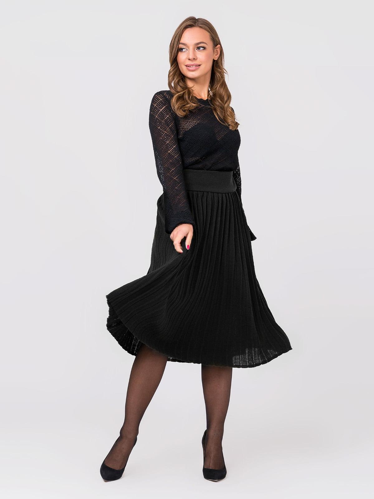 Юбка черная   5232591