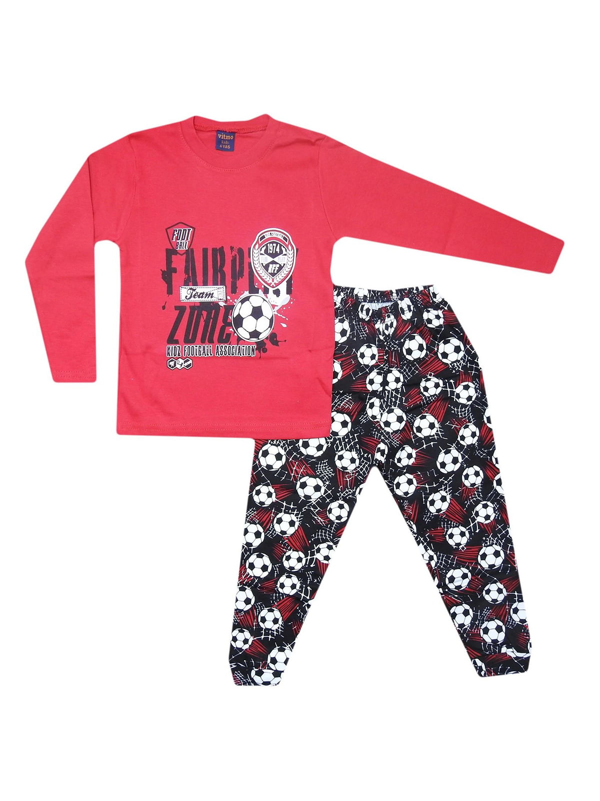Піжама: лонгслів і штани | 5246258