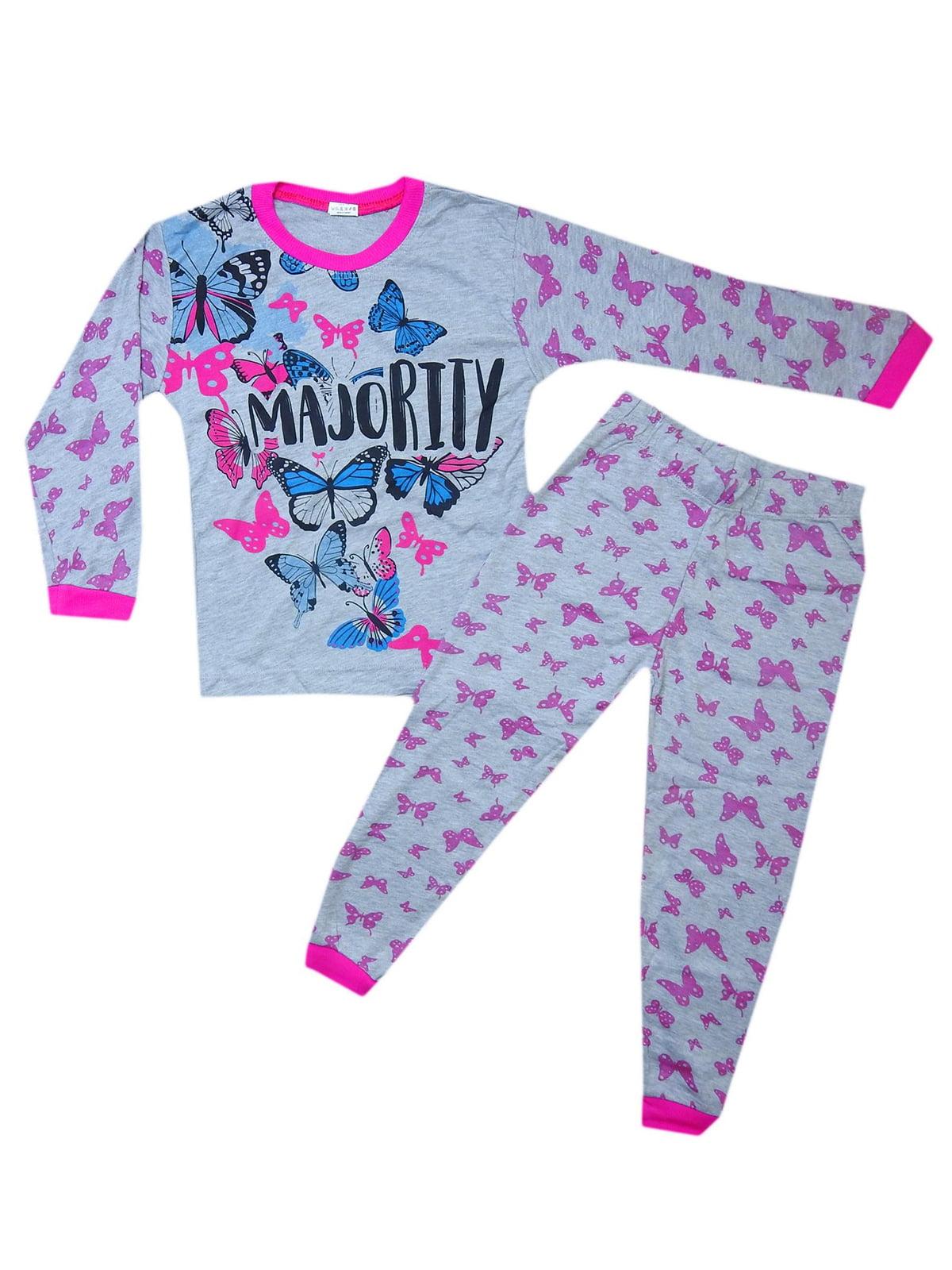 Піжама: лонгслів і штани   5246261