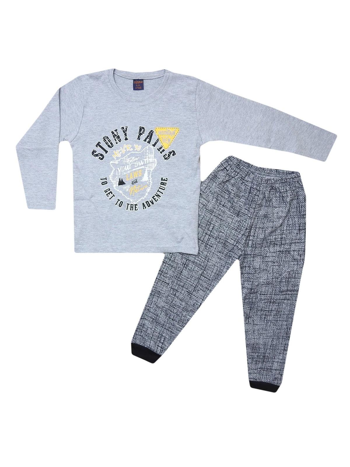 Піжама: лонгслів і штани | 5246265