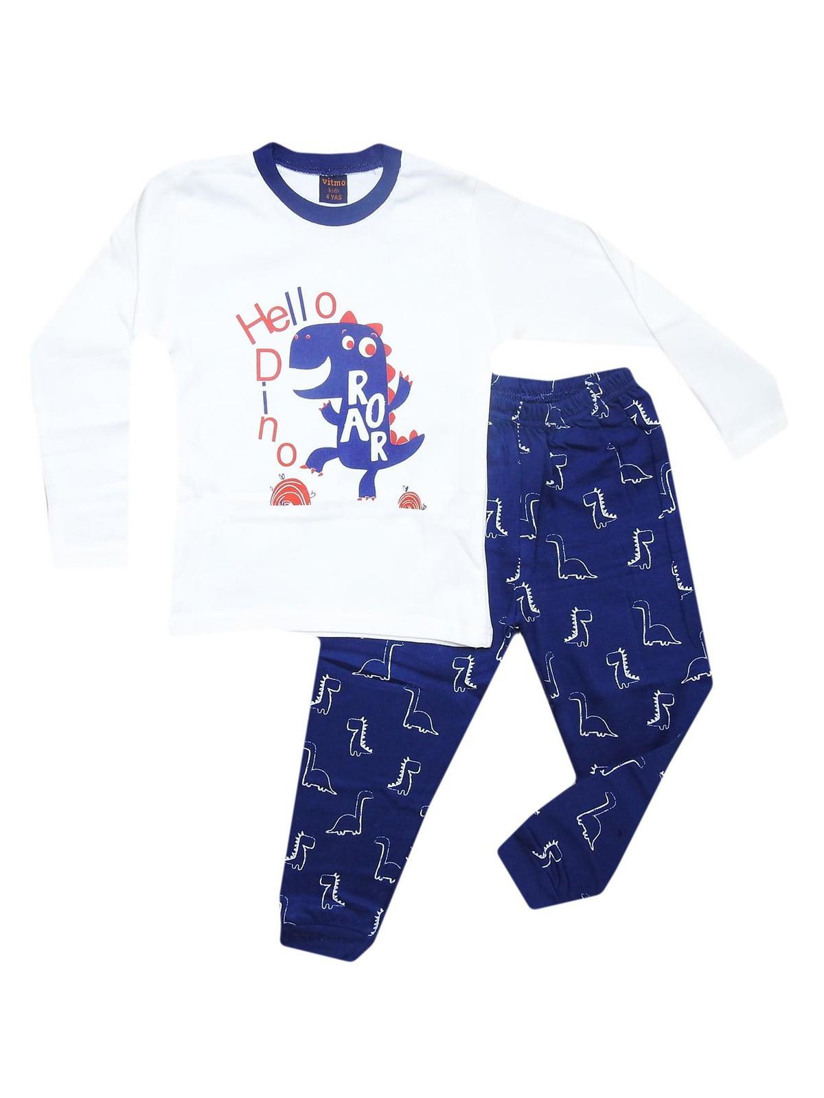 Піжама: лонгслів і штани | 5246269