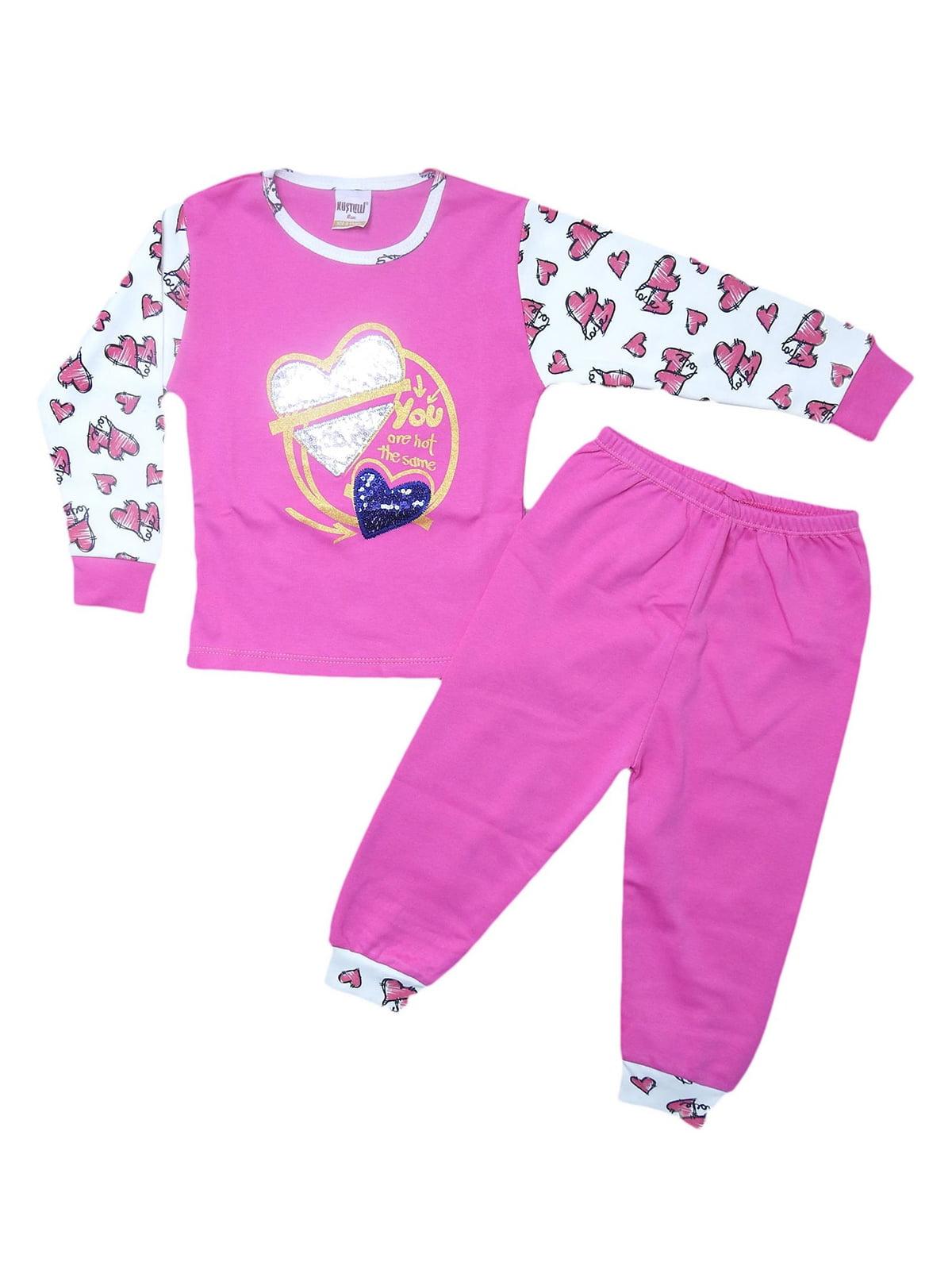 Піжама: лонгслів і штани   5246274
