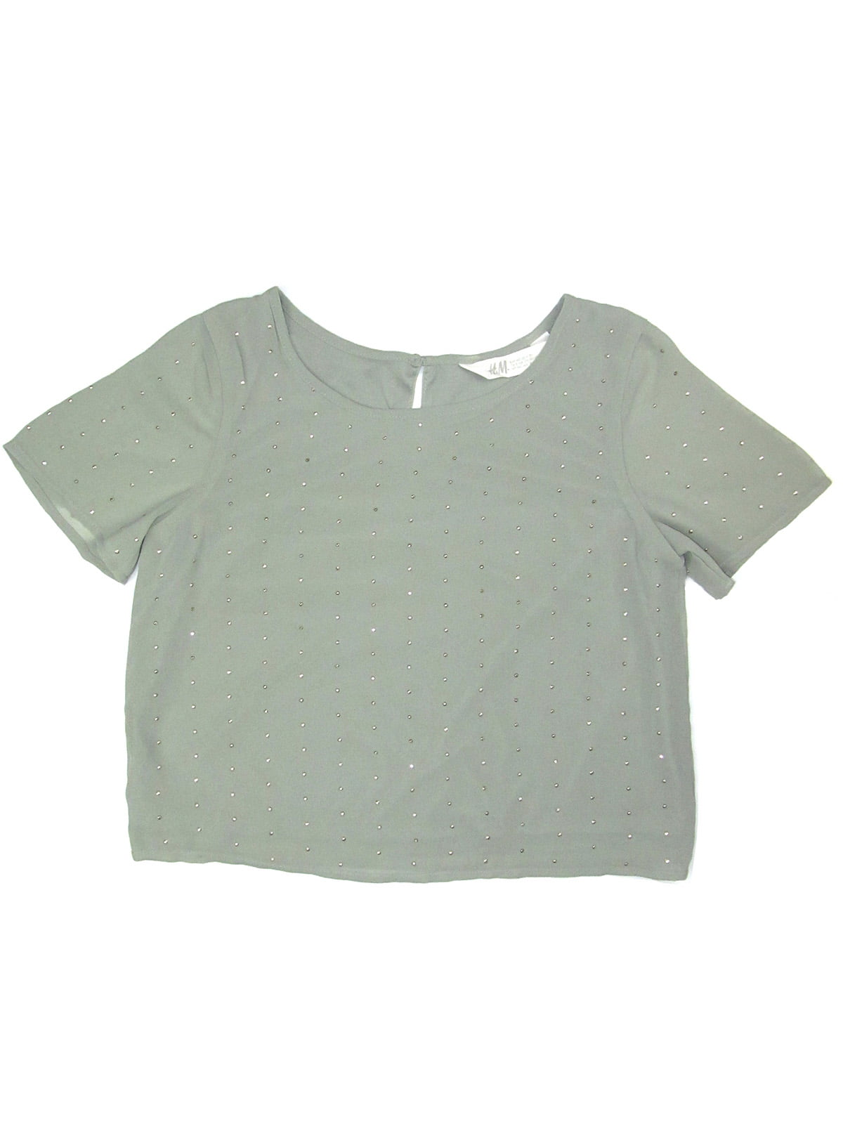 Блуза світло-зелена   5223649