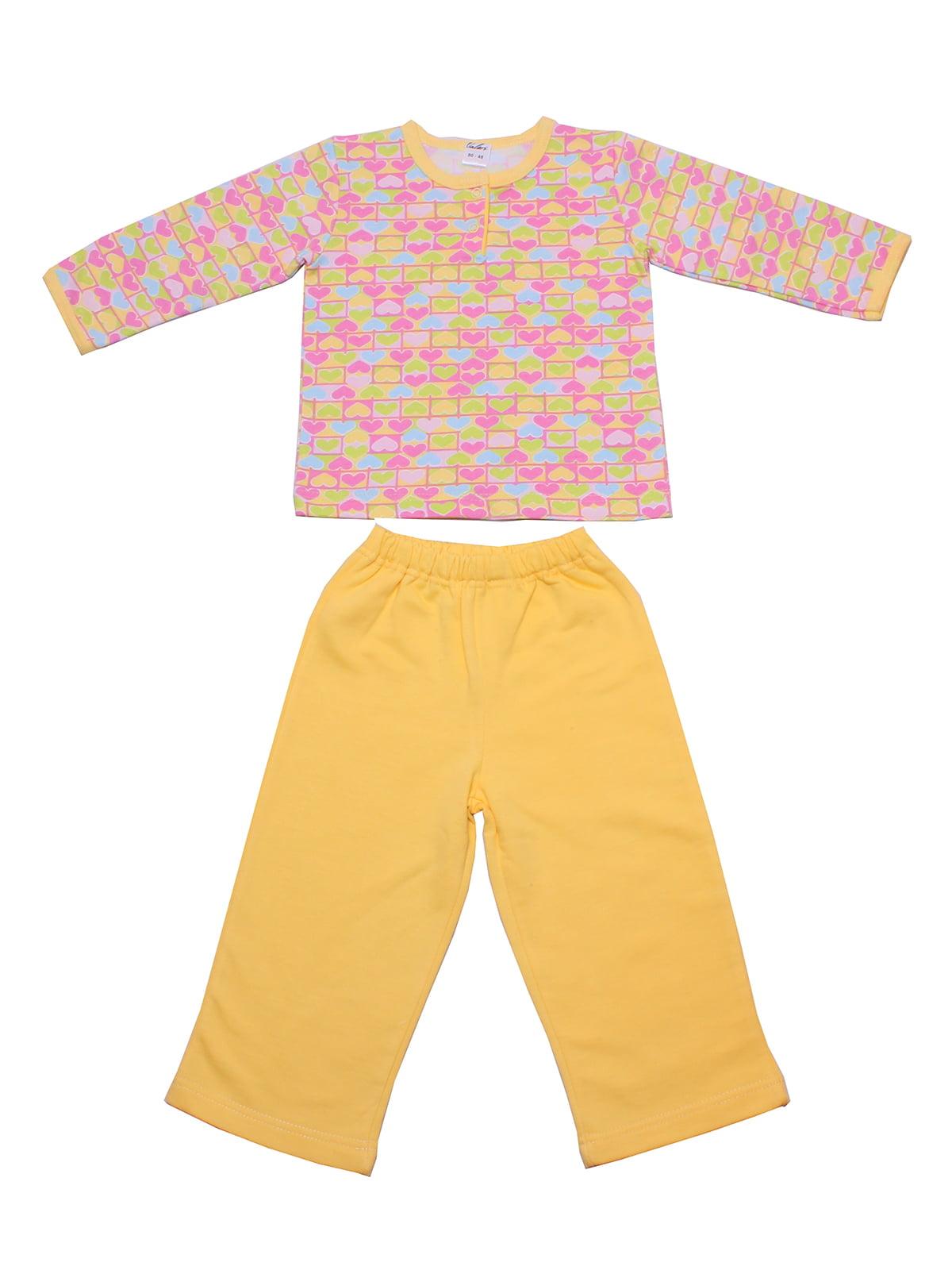 Пижама: джемпер и брюки   5246881
