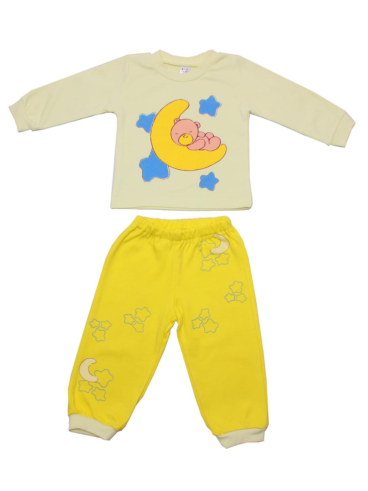 Пижама: джемпер и брюки | 5246882