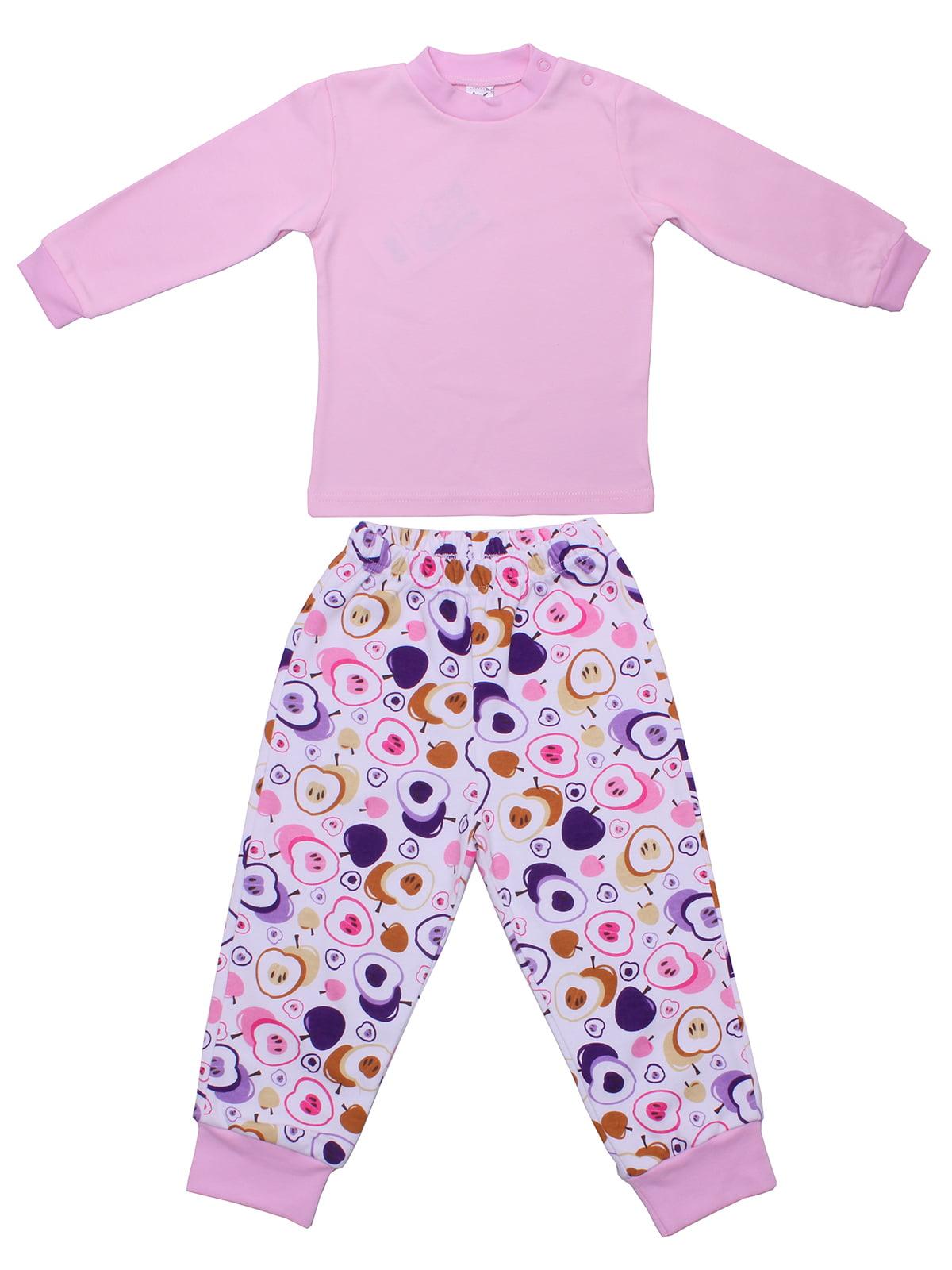 Пижама: джемпер и брюки | 5246894