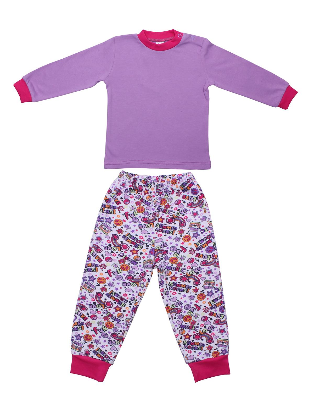 Пижама: джемпер и брюки | 5246896