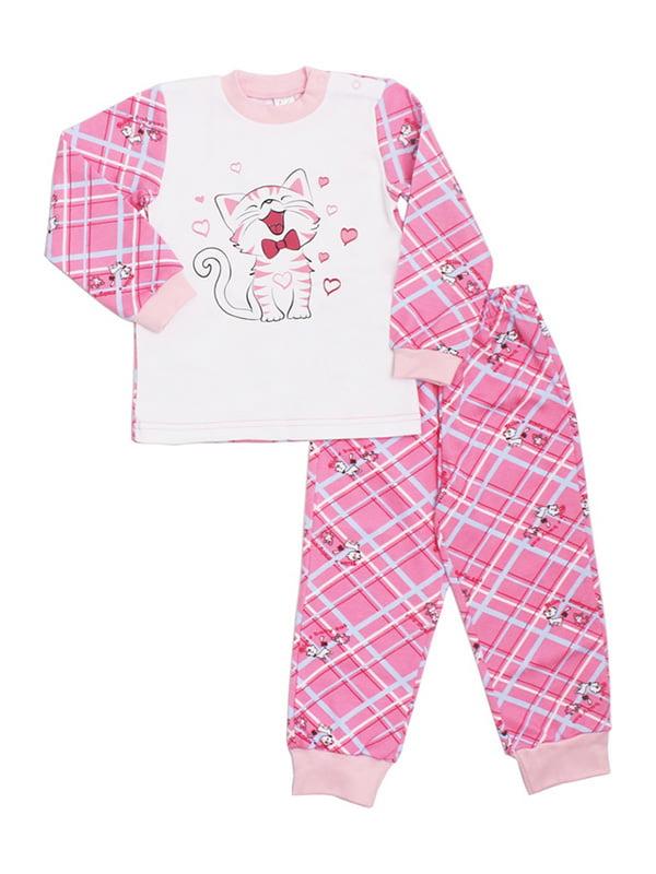 Пижама: джемпер и брюки   5246903