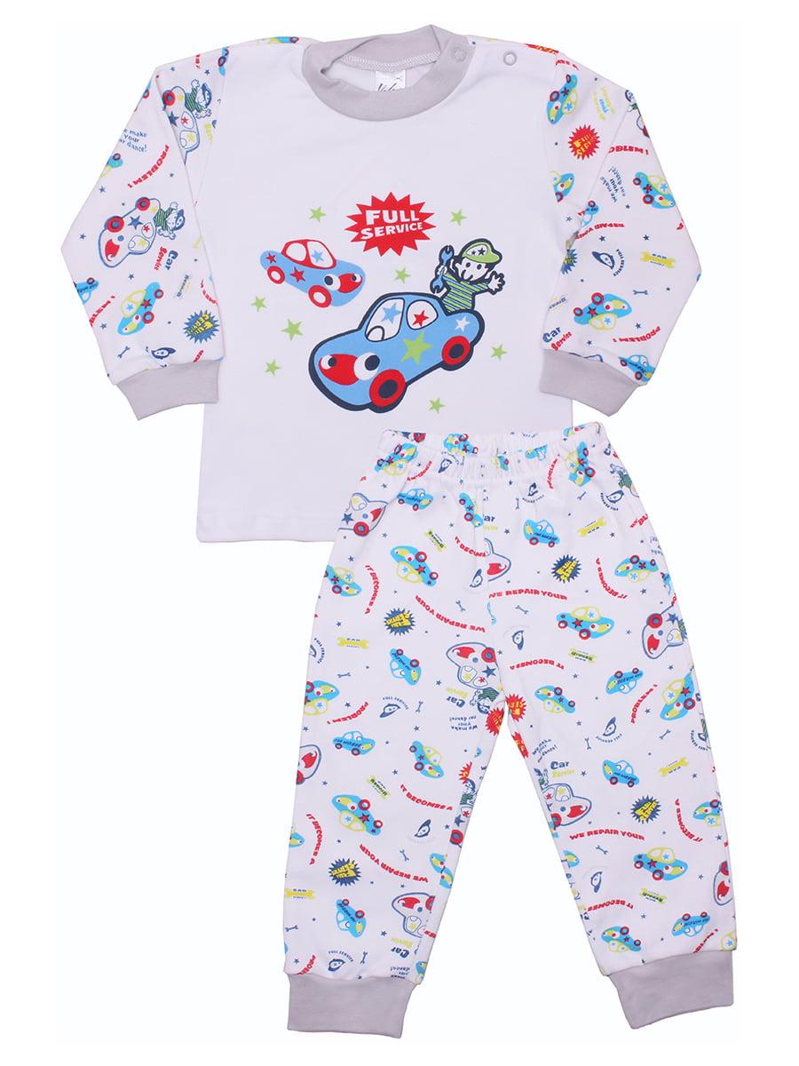 Пижама: джемпер и брюки | 5246907
