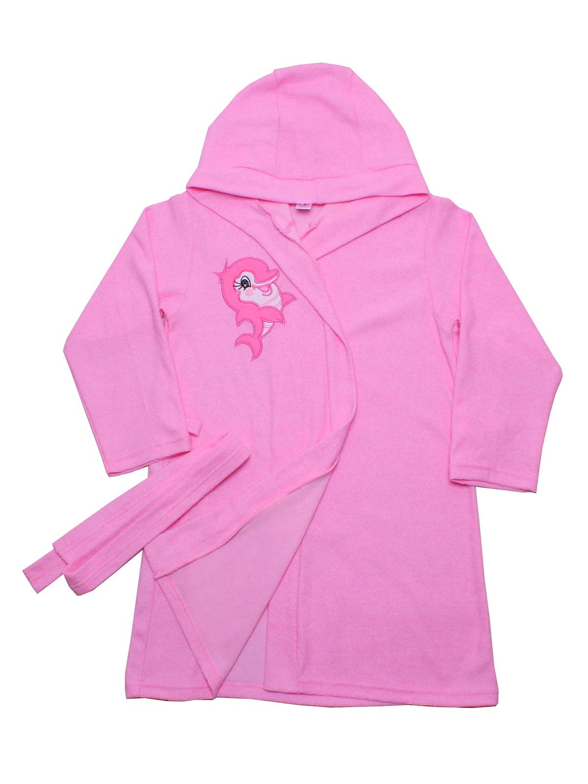 Халат розовый   5247592