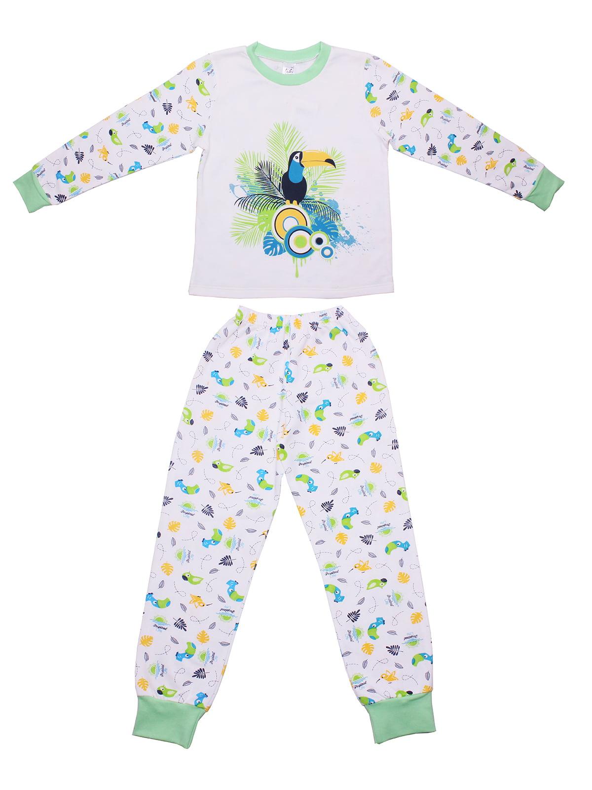 Пижама: джемпер и брюки | 5247614