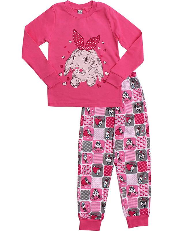 Піжама: джемпер і штани | 5247648