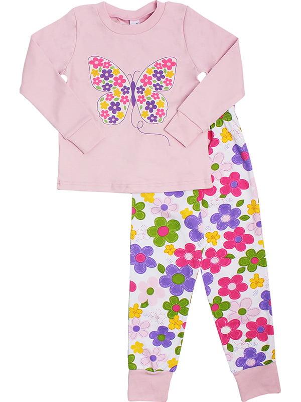 Пижама: джемпер и брюки | 5247655