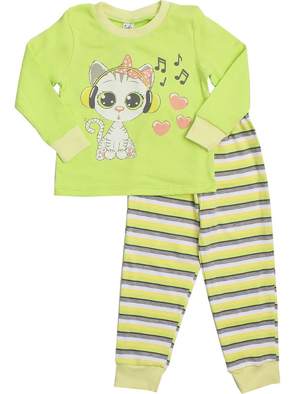 Пижама: джемпер и брюки | 5247656