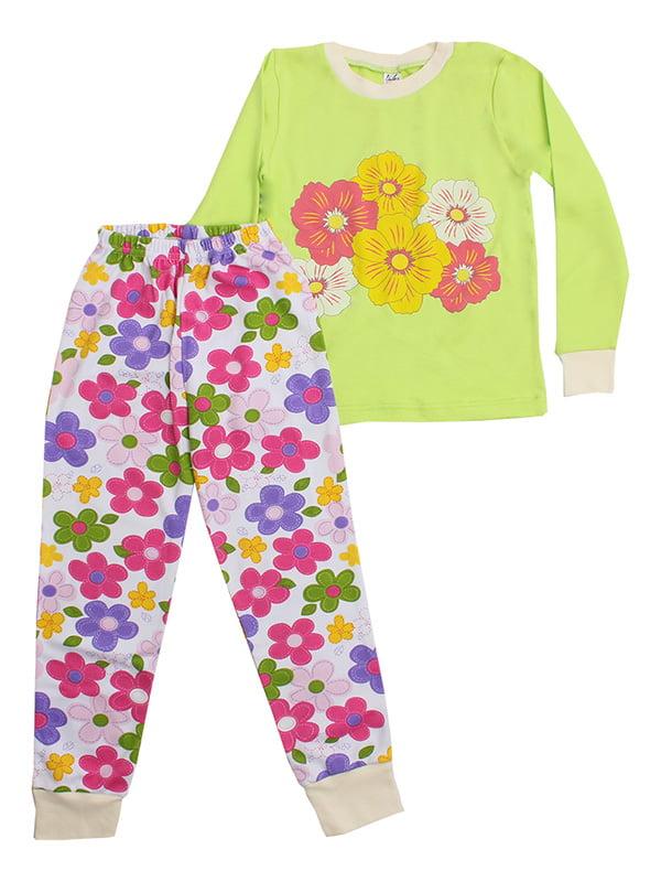 Пижама: джемпер и брюки | 5247659