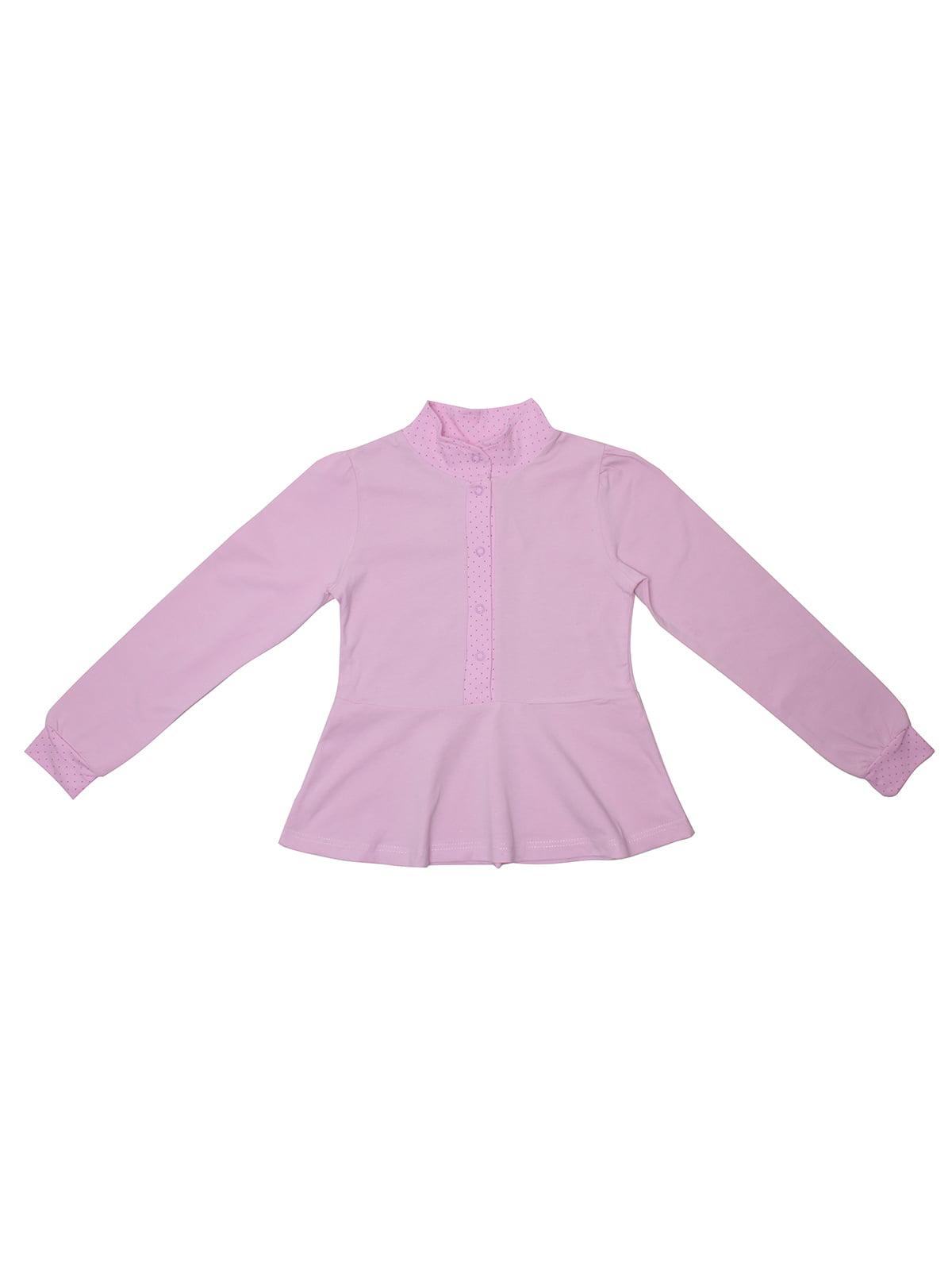 Блуза розовая | 5247864