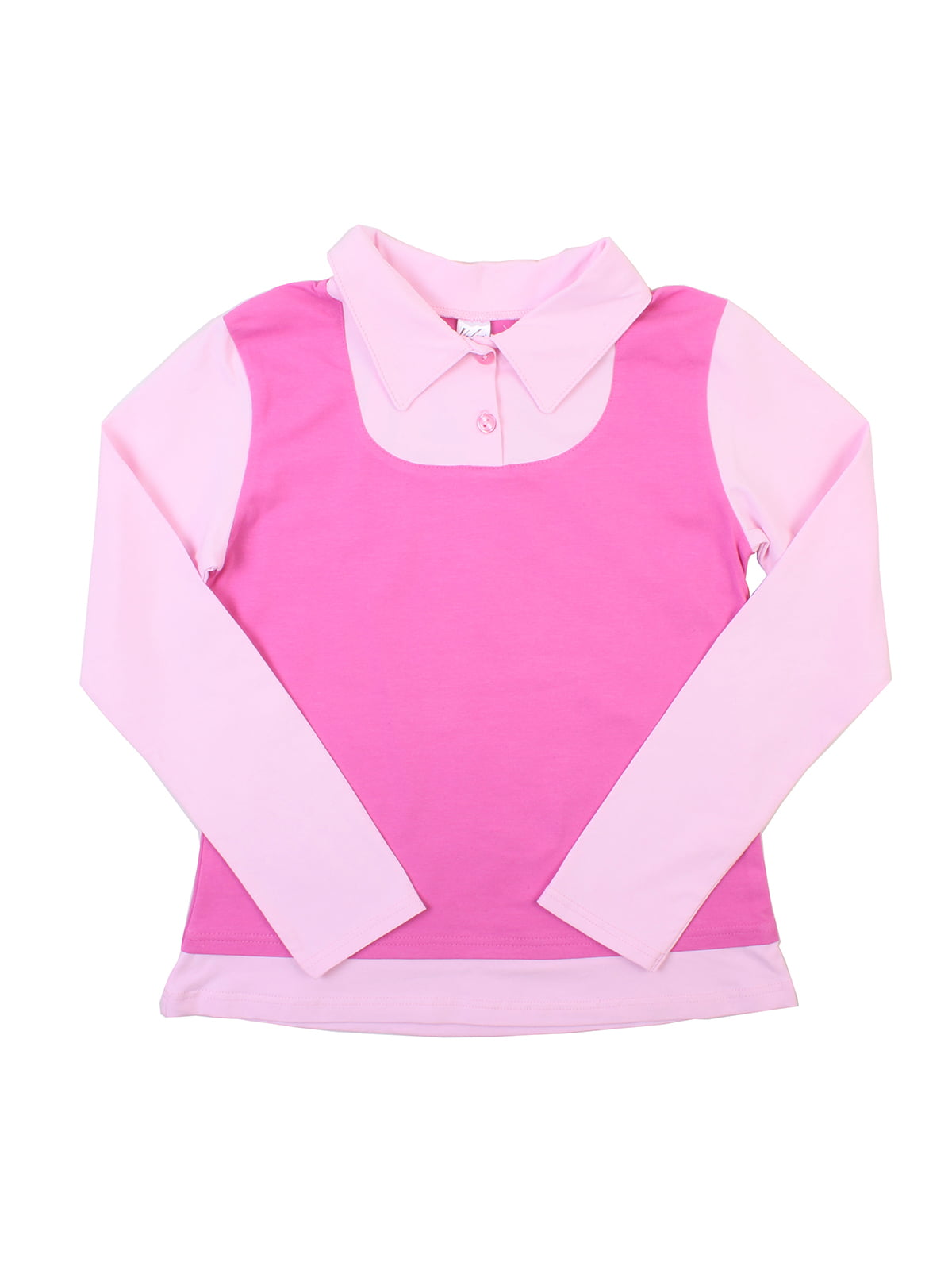 Блуза малиново-розовая | 5247897
