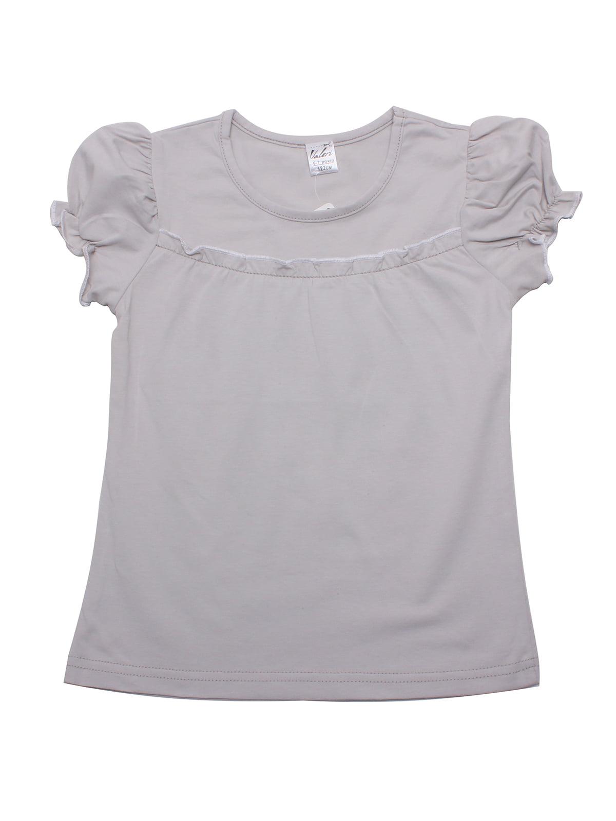 Блуза сіра   5247912