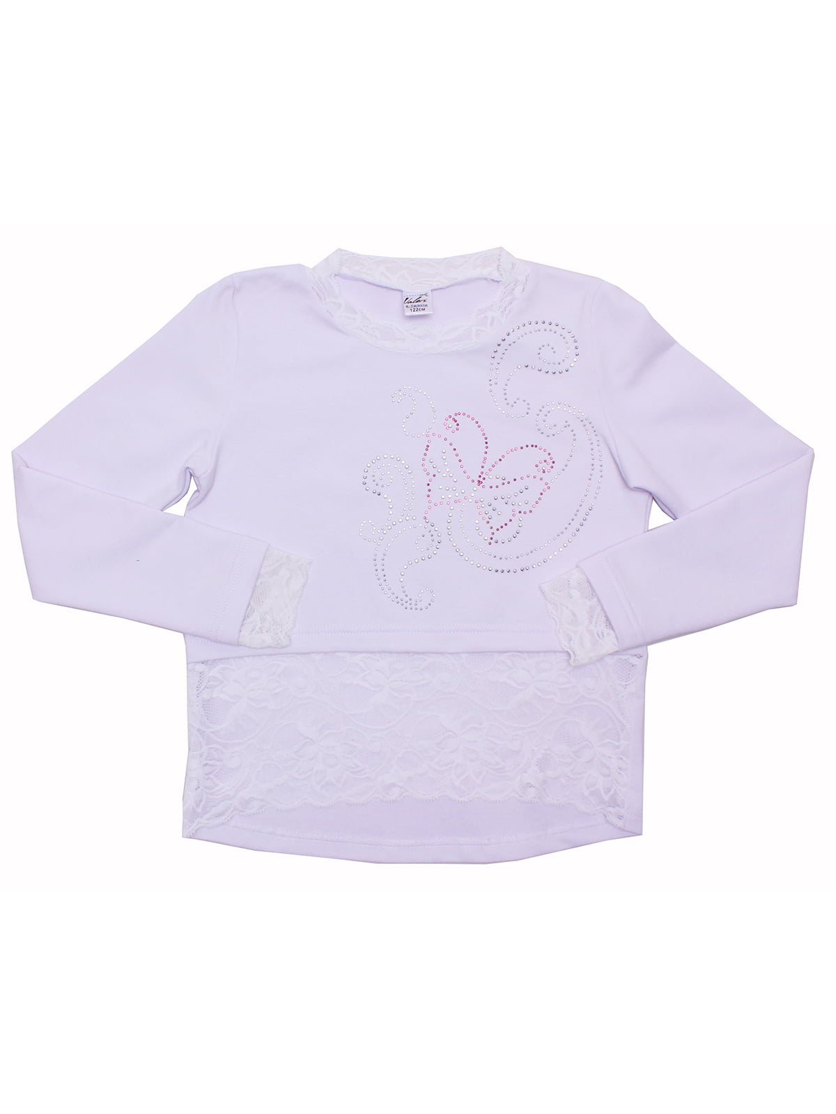 Блуза белая | 5247932