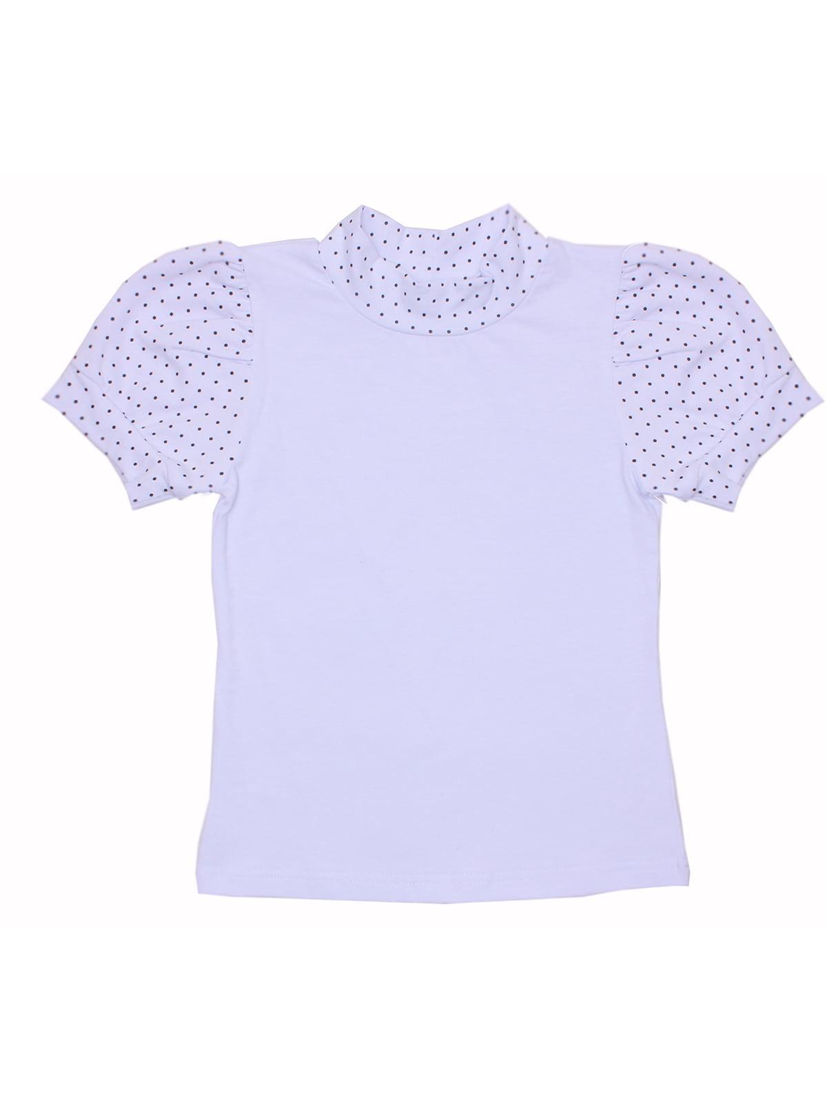 Блуза біла | 5247943