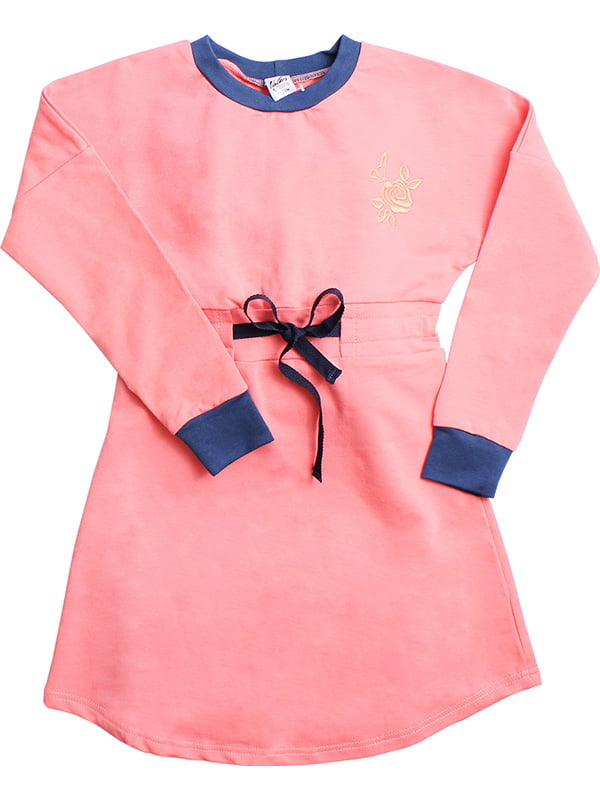 Платье коралловое | 5248164