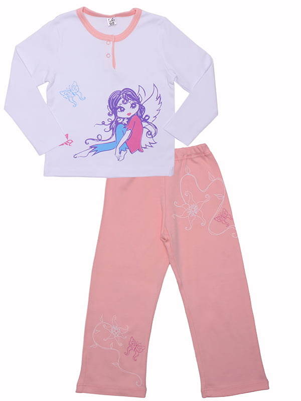 Пижама: джемпер и брюки | 5249171
