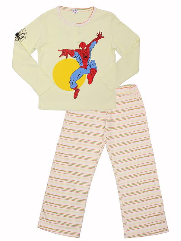 Пижама: джемпер и брюки | 5249173
